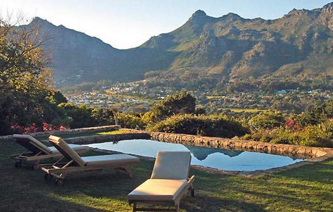 Atlantic View Ferienhaus Hout Bay